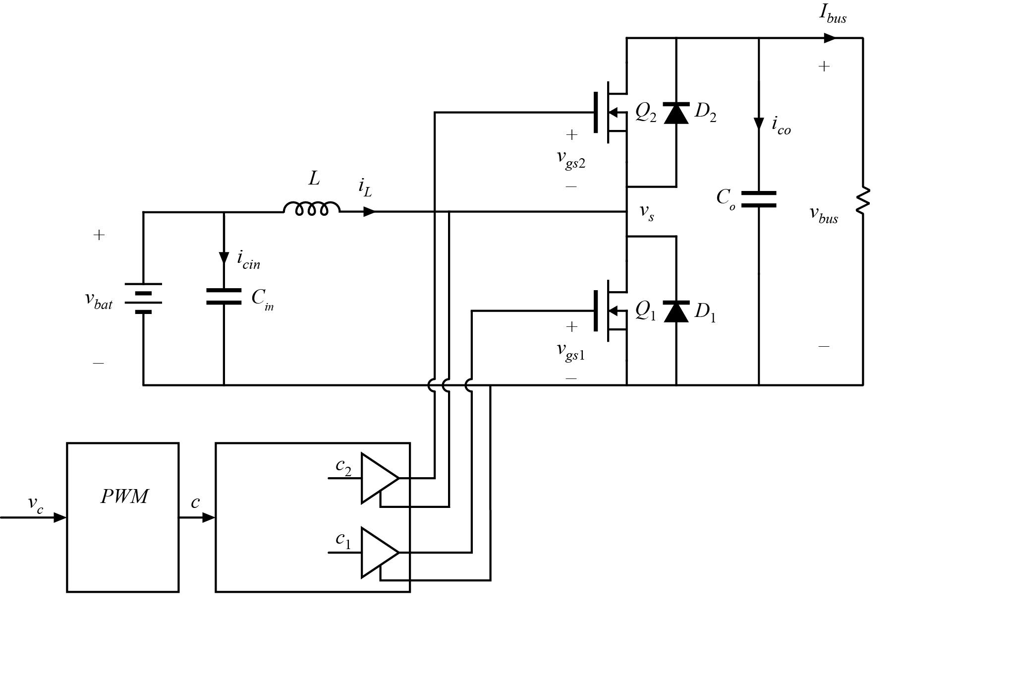 Power Electronic Circuits Circuit Construction