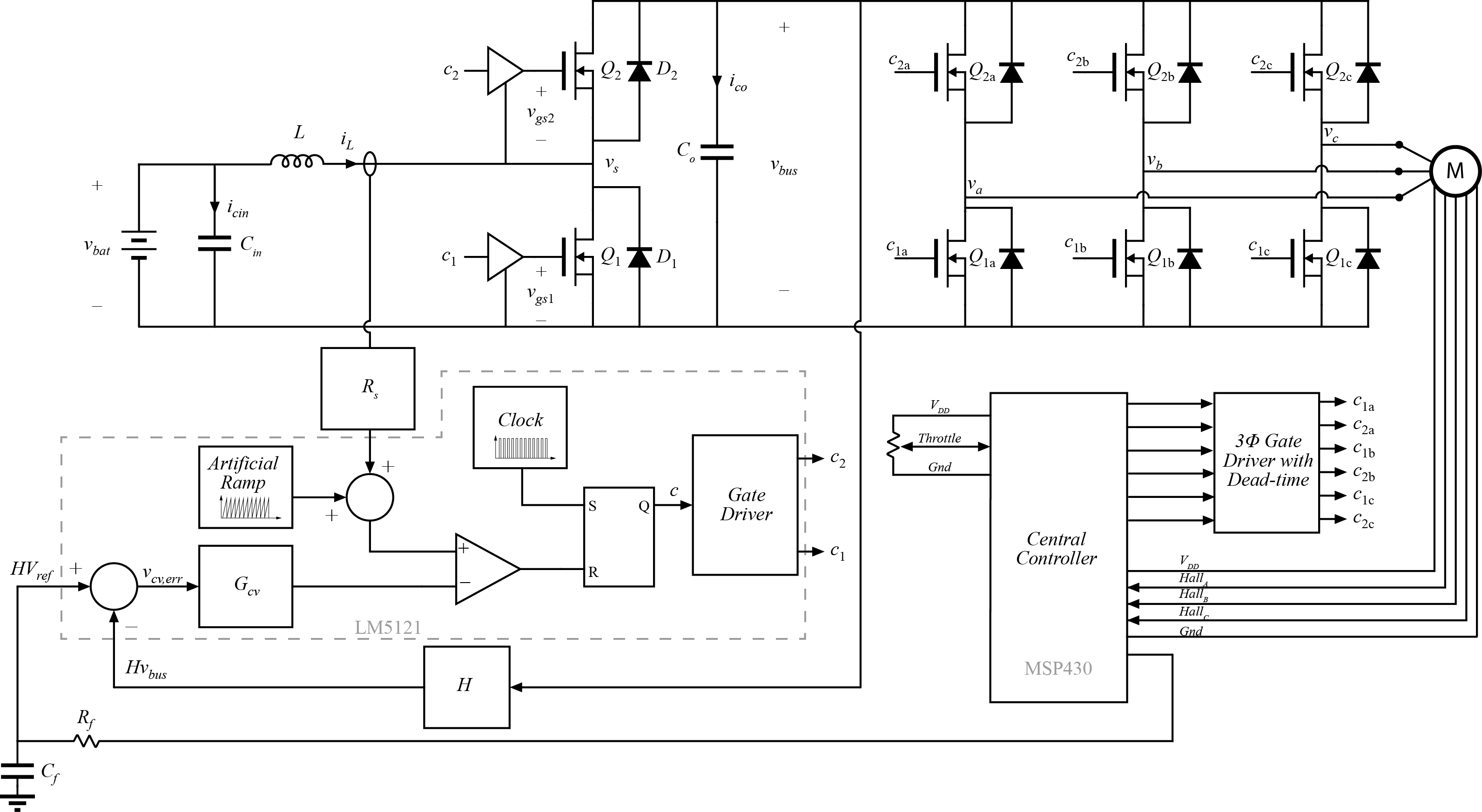 Power Electronic Circuits Circuit With Pcb Layout