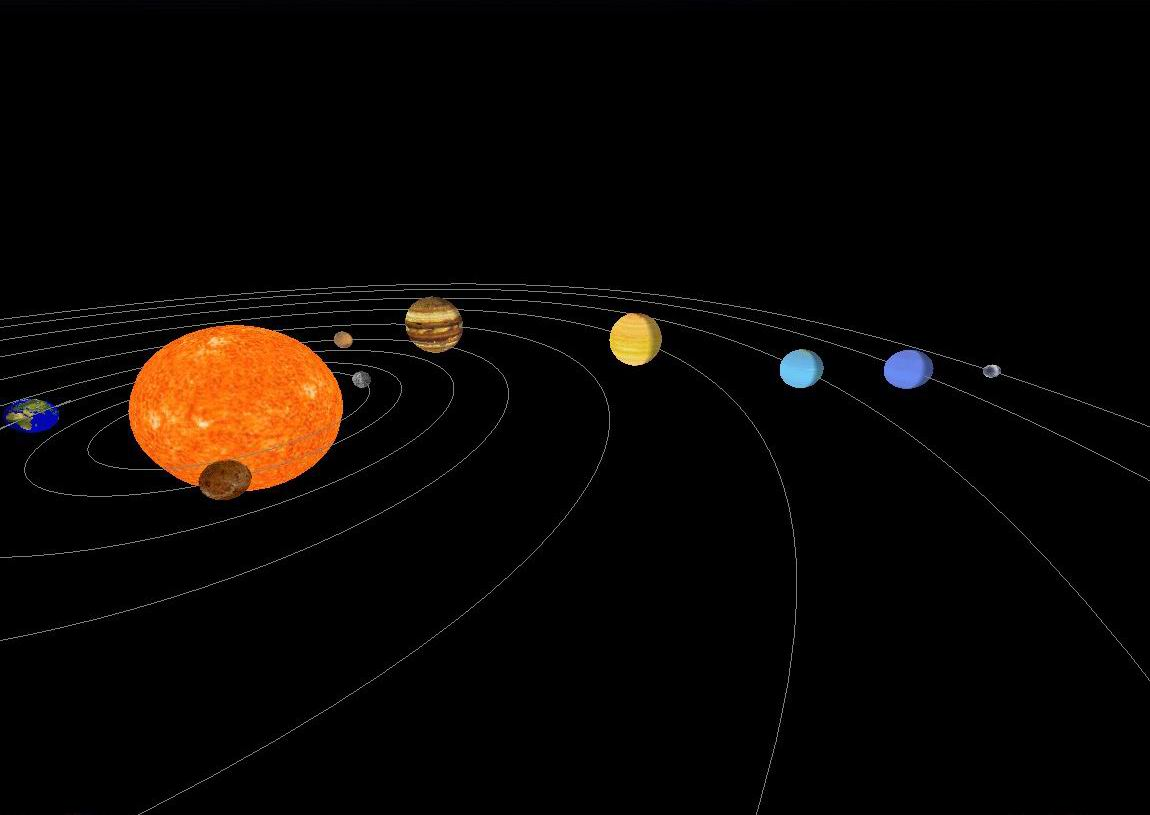 Solar System Textures - Pics about space